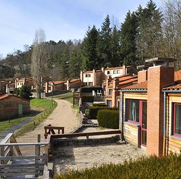 Gîtes en location du Village vacances Clos Moulin
